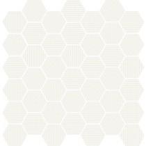 Muzi White Mosaic dekor 29x29,7 Gat 1