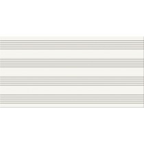 MUZI WHITE STRIPES DEKOR 29,7X60 G1
