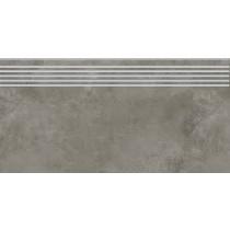 Quenos Grey Steptread gres stopnica 29,8x59,8 gat. 1