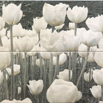 SABAUDIA FLOWER DEKOR 2-ELEMENTOWY 44,8X44,8 GAT.1