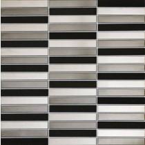 Drops Metal Grey Stone Mozaika 29,8x30,4 GAT. 1