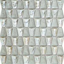 Drops Glass White Mozaika 30,4x30,6 Gat.1